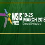 مسابقة أحسن مشاريع تكنولوجيات الاعلام و الاتصال » القمة العالمية لمجتمع المعلومات لعام 2018 «