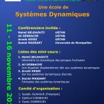 Ecole de systèmes dynamiques