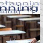 رزنامة استعمال زمن محاضرات قسم العلوم السياسية بكل المستويات والتخصصات للسنة الجامعية : 2020/2019