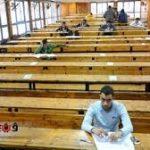 رزنامة امتحانات السداسي الاول الاستدراكية للسنة الجامعية 2018-2019 ، قسم علوم التسيير