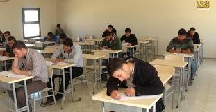رزنامة امتحانات السداسي الثاني للسنة الجامعية 2017/2018 ، قسم العلوم التجارية
