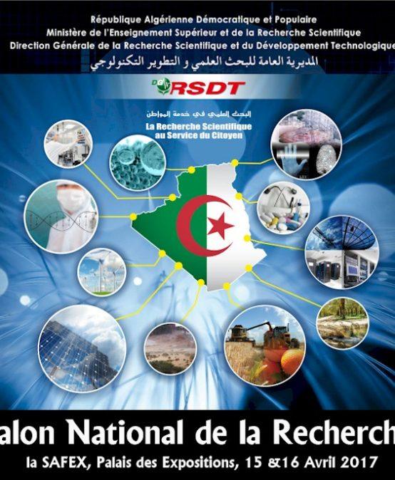 Salon national de la recherche