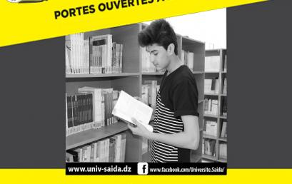 Portes ouvertes sur l'université