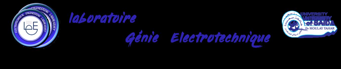 Génie electrotechnique