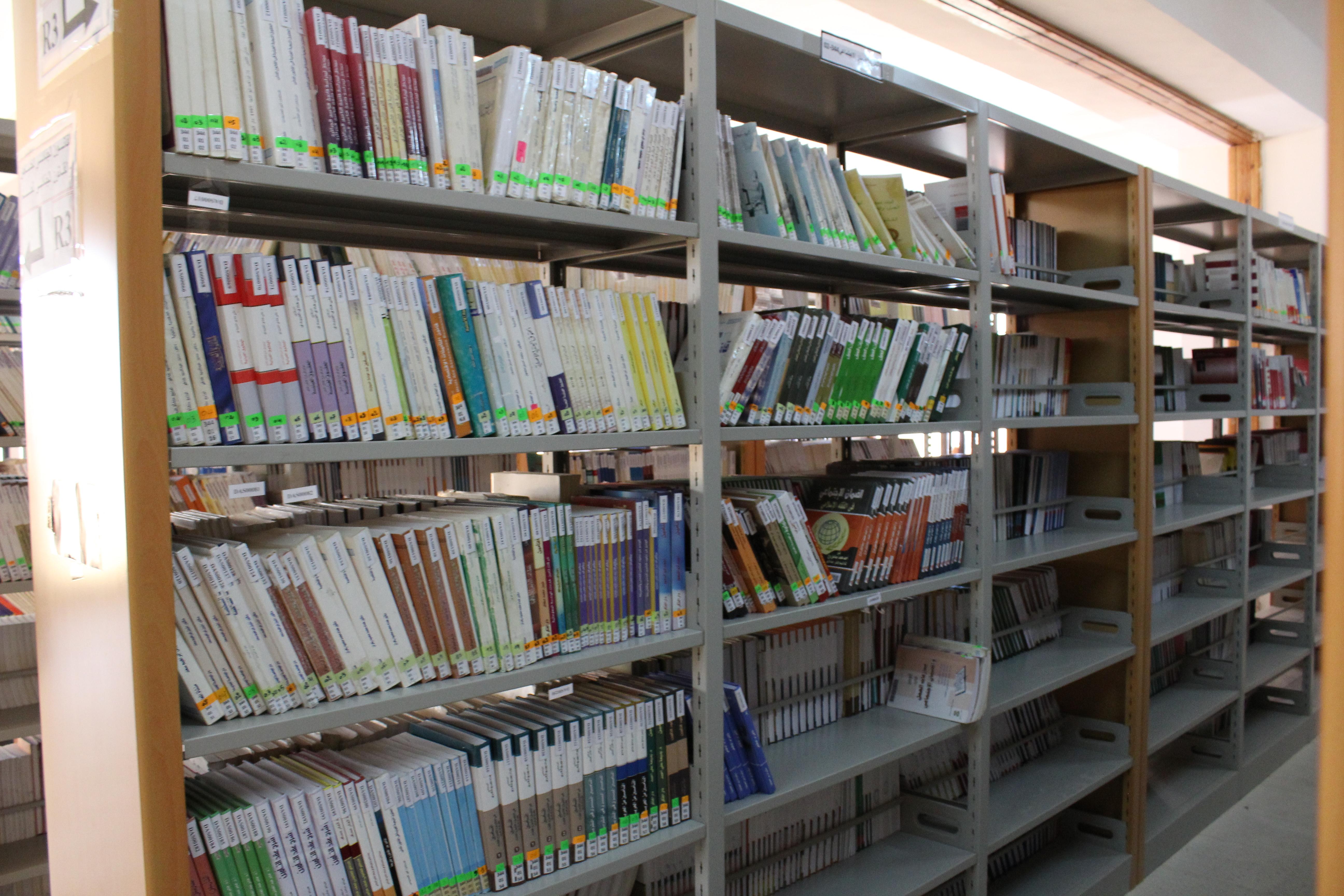 إعلان هام جدًا للطلبة المتأخرين في إرجاع الكتب المعارة