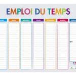 Emploi du temps + goupes ST- S1 2017/2018