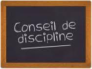 Conseil disciplinaire de la Faculté