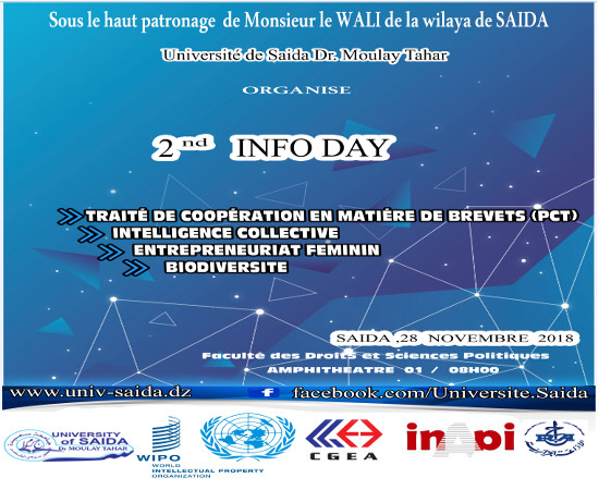 2nd INFO DAY